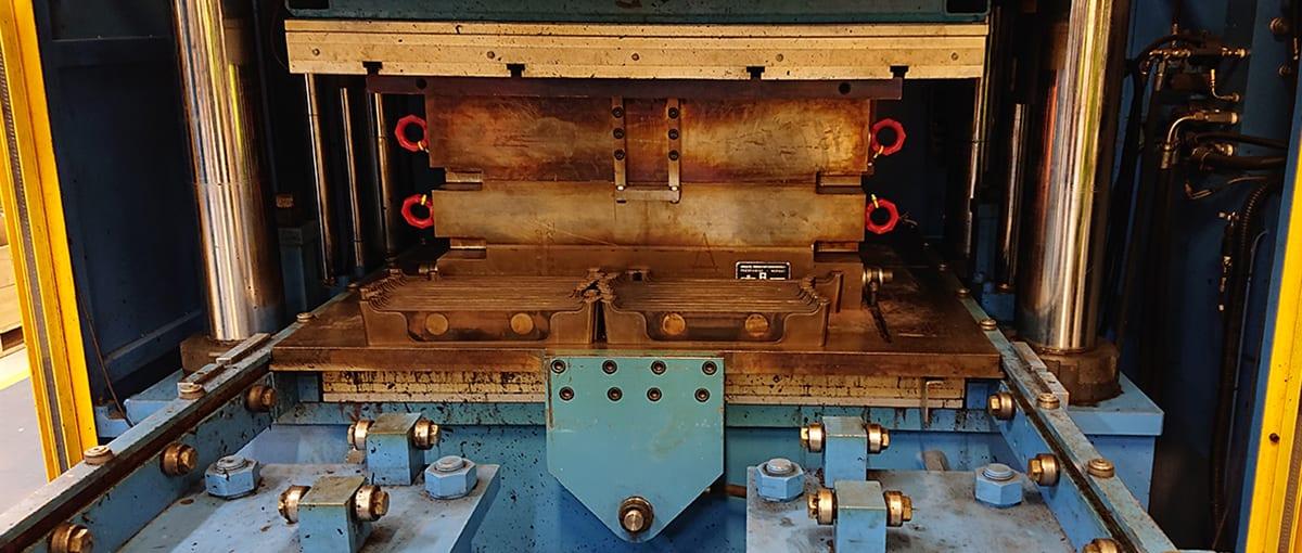 Stabil Verktøyindustri verktøy for produksjon av gummi produkter